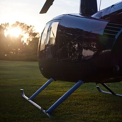 sunrise helicopter