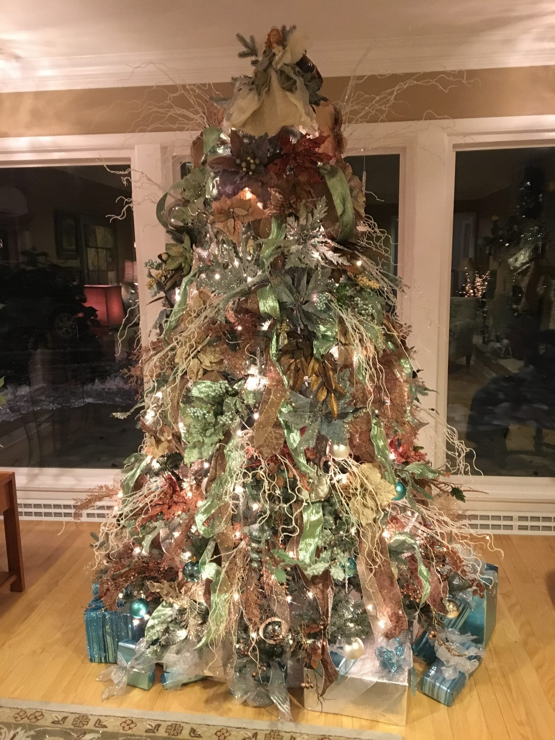 christmas tree country style