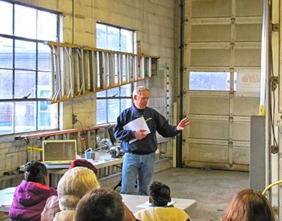 LakewoodAlive Heating System Workshop