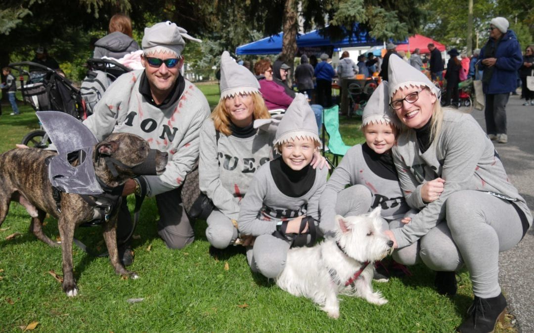 Dog Days: Registration Now Open for LakewoodAlive's 12th Annual Spooky Pooch Parade
