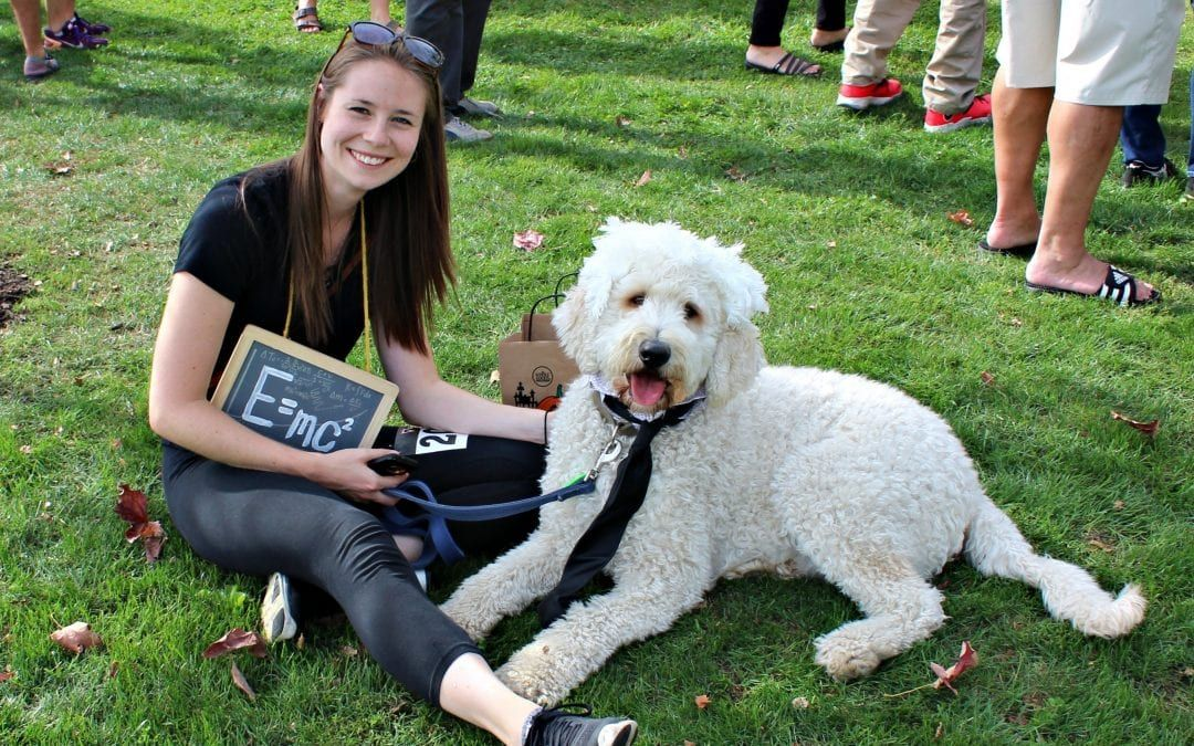 12th Annual Spooky Pooch Parade Brings Bark to Kauffman Park on October 19