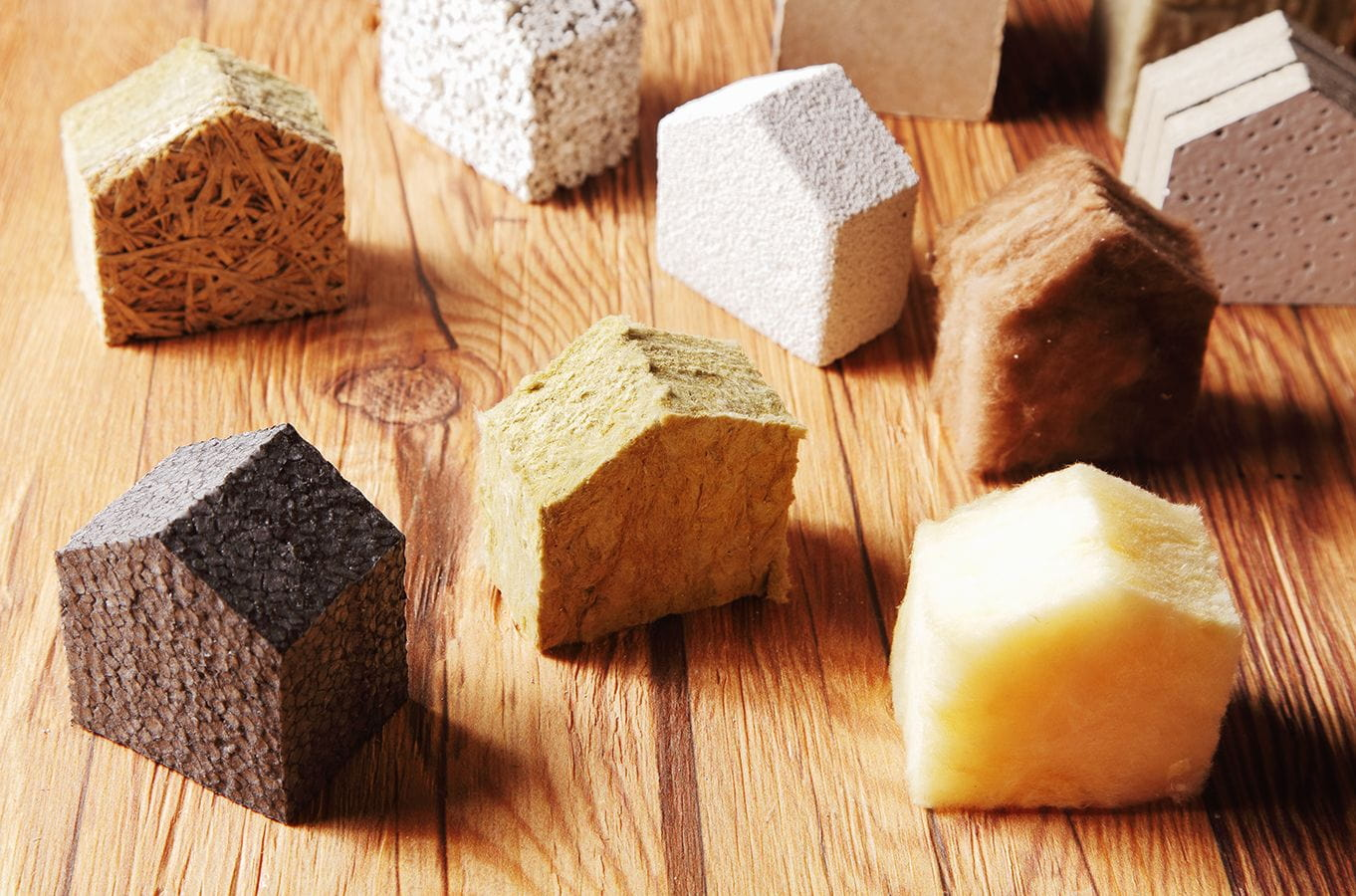 Different Types of Home Insulation