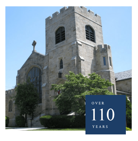 st peters episcopal church over 110 years