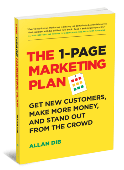 Get your copy of Allan Dib's bestselling global marketing book