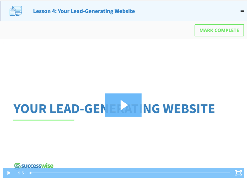 Your Lead-Generating Website Video