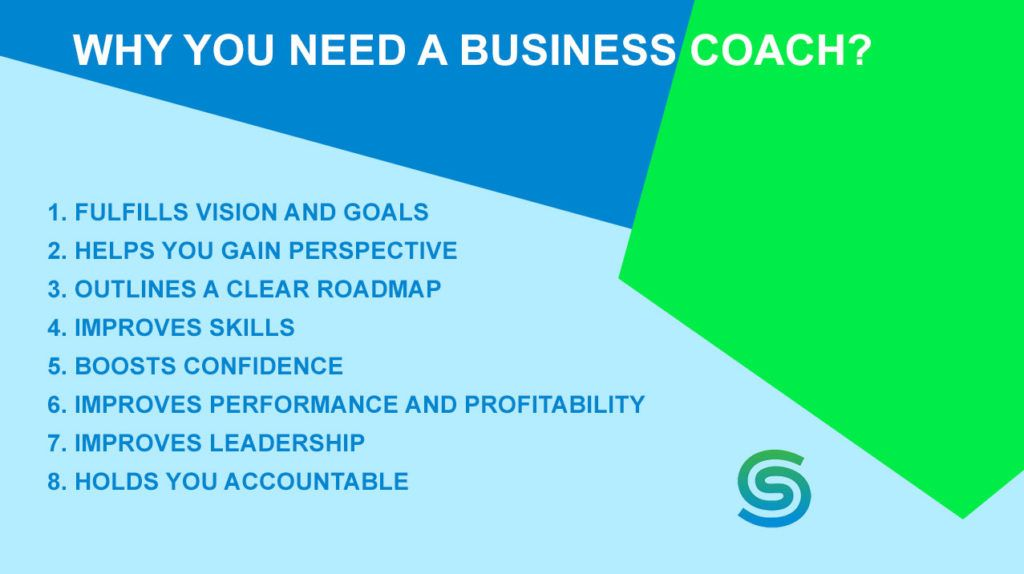 Here's how a business coach can positively impact your business