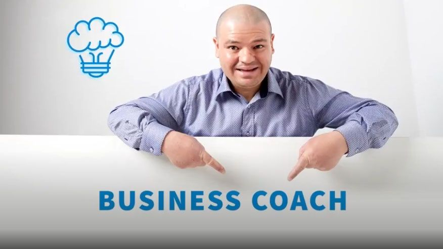 Allan Dib is the ultimate marketing coach for small businesses